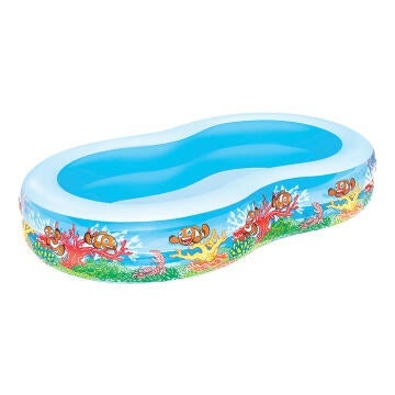 262X157X46CM LAGOON PLAY POOL