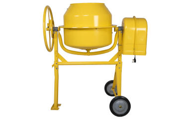 Electric Concrete Mixer 120lt