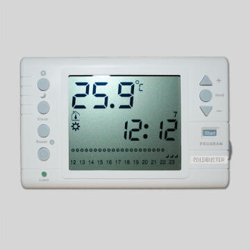 Digital thermostat for underfloor heating 3.4kw