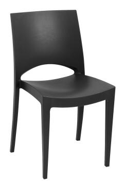 CHAIR ADDIS STELLA CHAIR BLACK