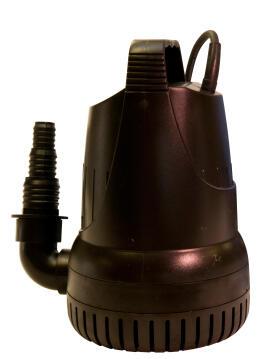 Pond Pump 12000L/Hr (10M Cable) 3 Core