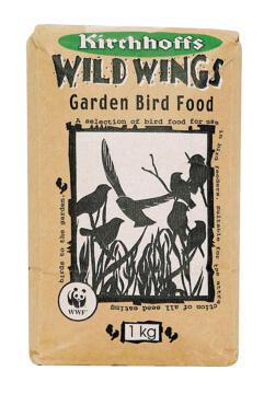 GARDEN BIRD FOOD 1KG