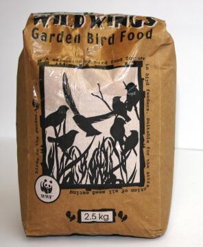 GARDEN BIRD FOOD 2.5KG