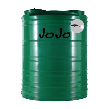 2500LT PUMPREADY JOJO TANK GREEN