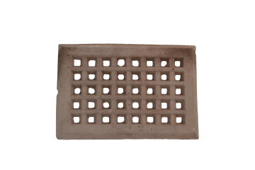 Concrete Air Vent Grey