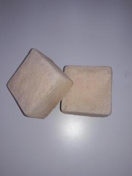 Cobble Red 110X110X40Cm Sand Stone