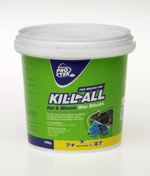 KILL - ALL WAXBLOCKS 500G