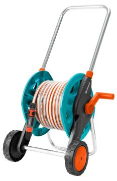 GARDENA HOSE TROLLEY SET