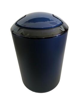 Dustbin abs blue