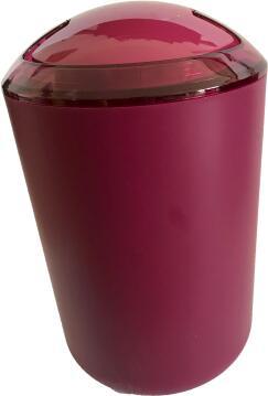 Dustbin abs burgundy