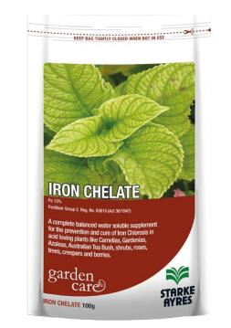DOY PACK IRON CHELATE