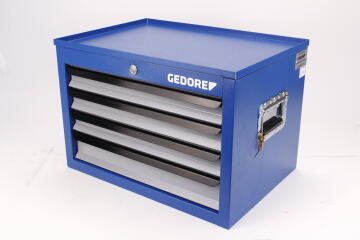 Artisan tools chest blue GEDORE empty 1410