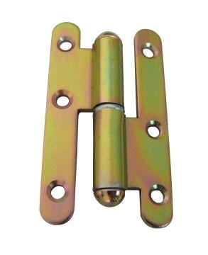 HINGES ROUND HEAD RIGHT 80X45MM DX1 V