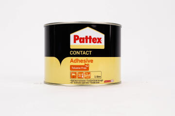 PATTEX CONTACT ADH. 1 LITRE