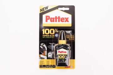 PATTEX 100% GLUE 50G BOTTLE