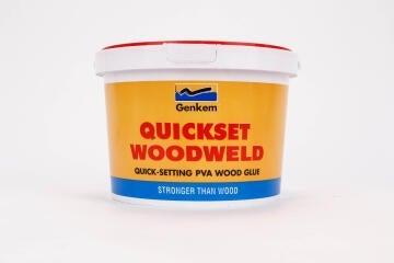 QUICKSET WOODWELD 5LT