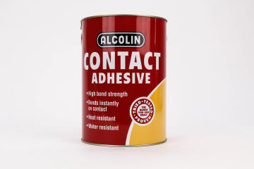 CONTACT ADHESIVE (SOLVENT BASED) TIN 5L