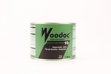 WOODOC 10 INT VELVET SEALER 1LT