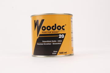 WOODOC 20 INT GLOSS SEALER 500ML