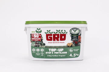 GRO TOP-UP FERTILIZER 4.5KG