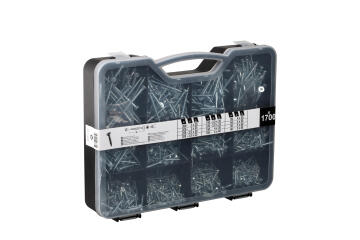 HANDY BOX 1700 CHIPBOARD SCREW CSK PZ ZP