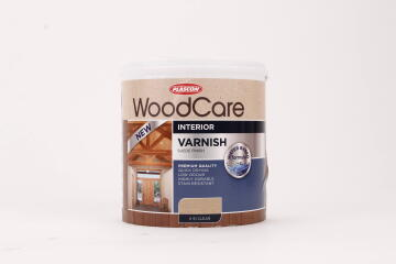 WOODCARE WB INT VARNISHSUEDE CLEAR 1L