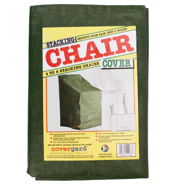 COVER STACKING CHAIR