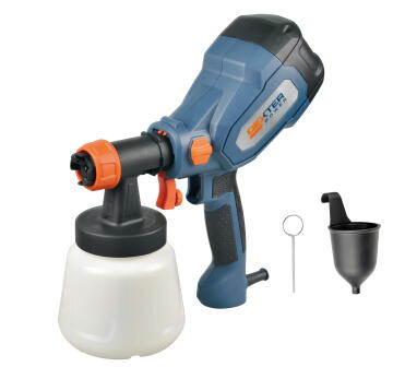 HANDHELD ELECTRIC SPRAY GUN 400W DEXTER POWER
