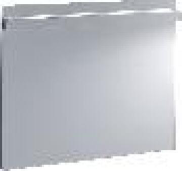 Geberit iCon illuminated mirror, 90cm with LED lighting, mechanical switch