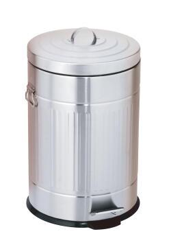 DUSTBIN -20L CLASSIC SATIN PEDAL BIN