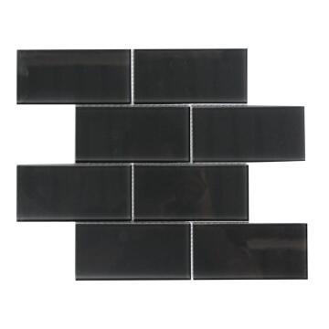 Mosaic Glass Metrocharc 75X150Mm 300X300
