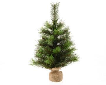 MINI CHRISTMAS TREE GREEN MED 90CM