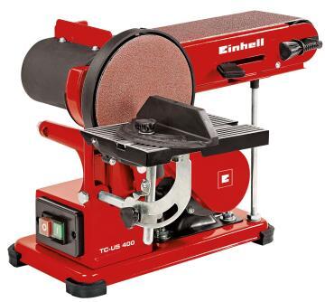 Stand belt-disc sand EINHELL TC-US 400 375W