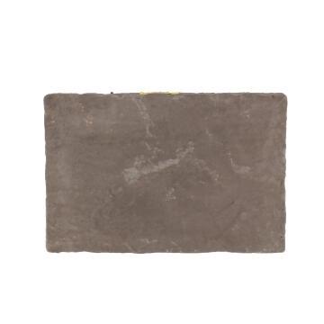 Paver Eden 44X44X4Cm Sand Stone