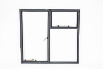 Window steel side hung NC2F right hand F7 997X924mm