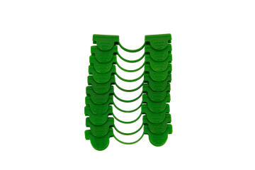 Clip Mini Nortene 6Mm Plastic Fastens Hoops