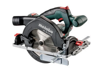 Circular saw cordless METABO KS 18 LTX 57 bare