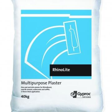 Drywall Plaster 40kg RHINOLITE
