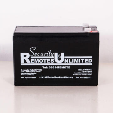 Battery sealed lead acid 12V - 7AH