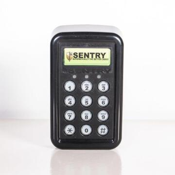 Alarm keypad wireless SENTRY