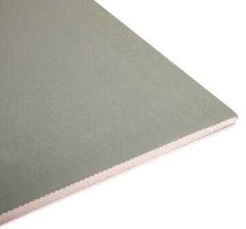 Plasterboard Drywall Moisture Resistant 15mm x 1.2m x 2.7m