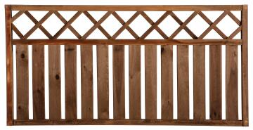 Fence Rodeo Brown Th15 - 900X1800 Mm