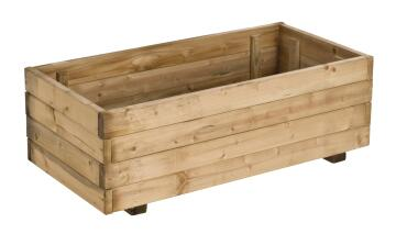 Container Flower Rustica 800X400X270Mm