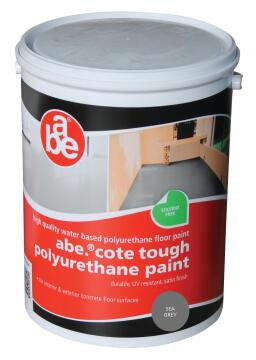 ABE TOUGH COTE PAINT SEA GREY 5L