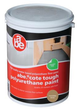 ABE TOUGH COTE PAINT HAVANNA BEIGE 5L