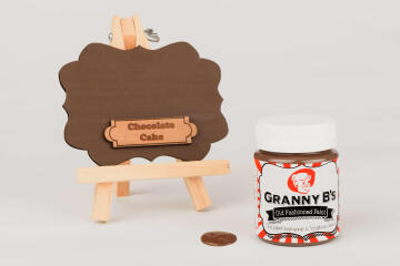 GRANNY B'S CHOCOLATE CAKE 125ML