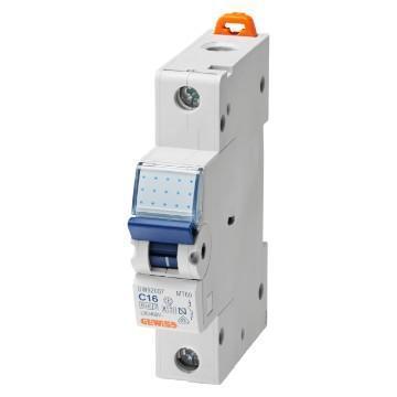 Circuit breaker DIN rail 6Amp ACDC