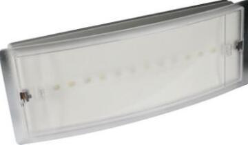emergency light 230v - 90min battery 12 led