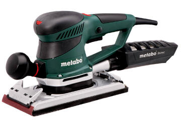 1/2 Sheet sander METABO SRE 4351 TURBOTEC 350W