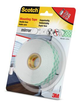 MIRROR MOUNTING TAPE 19MMX5M